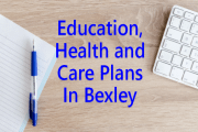 Image representing the service provider category: EHC Plans in bexley