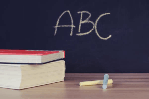 Image representing the service provider: ABC sign and books (13-09-2019_1627)