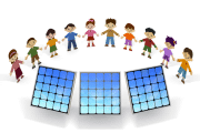 Image representing the news: COMMS-0220-A001_Children solar panels