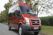 Image representing the service provider: Red Minibus (24-10-2013_1358)