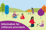Image representing the service provider: Early Years and Childcare Homepage (15-04-2019_1018)