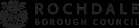 Image representing the portal: Rochdale council logo balck trans