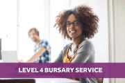 Image representing the contract: Finance Bursary Level 4