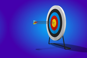 Image representing the news: 1119-0819-A004_Arrow target bullseye_NL