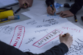 Image representing the contract: Feedback brainstorming flipchart_A