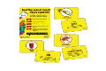 Image representing the product: school food standards game