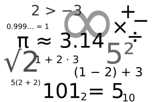 Image representing the resource page: maths symbols