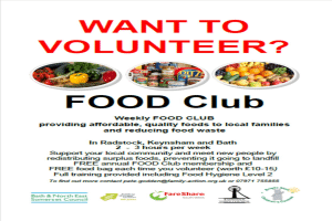 Image representing the news: EY-0520-A002_FOOD Club Volunteer recruitment poster