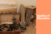 Image representing the course/event: Quality of Education