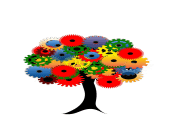 Image representing the course/event: tree - cogs