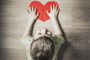 Image representing the service provider category: boy with heart