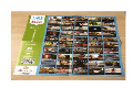 Image representing the product: 50 things poster snip
