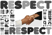 Image representing the course/event: Respect hands