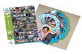 Image representing the product: 50 things poster and cards