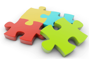 Image representing the resource page section: puzzle-pieces