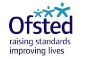 Image representing the resource page: ofsted logo